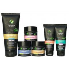 ІДЕАЛЬНА ГЛАДКІСТЬ. Набір засобів для шкіри обличчя і тіла з гіалуроновою кислотою, вітамінами та оліями