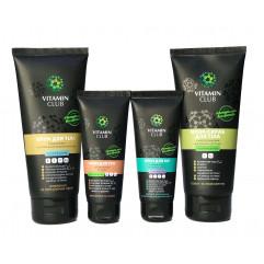 МЯКІСТЬ І ПРУЖНІСТЬ. Набір засобів для шкіри тіла з комплексом натуральних олій
